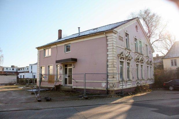 Historische Langeloh-Schlosserei – Abriss aufZeit?