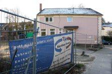 Nicht nur die Abrissfirma, sondern viel mehr das Architekturbüro Schenk + Waiblinger waren für den Schutz des historischen Gebäudes verantwortlich.