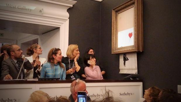 Kolumne: Gemäldeschreddern im Vermögensungleichgewicht