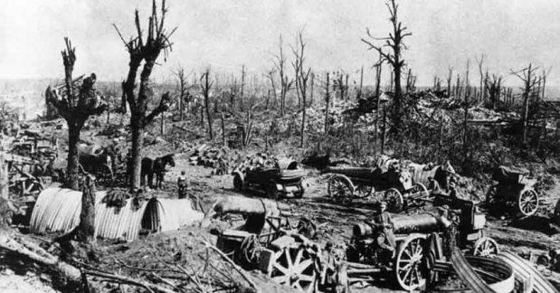 11.11.1918 – Heute vor 100Jahren…