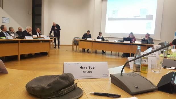 Katerpolitik: Planungsausschuss – Ja, ich darf hiersein!