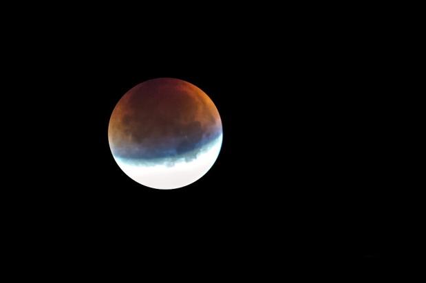 Montag, 21. Januar 2019 – Mondfinsternis inWedel