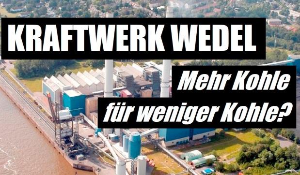 Kraftwerk Wedel – Mehr Kohle für wenigerKohle