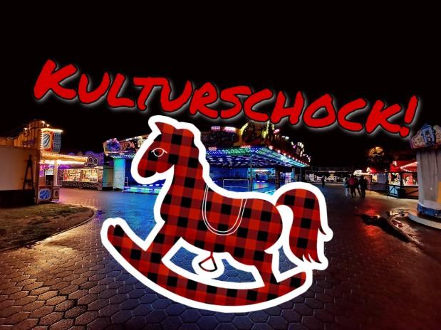 Kolumne: Kulturschock und das RotePferd
