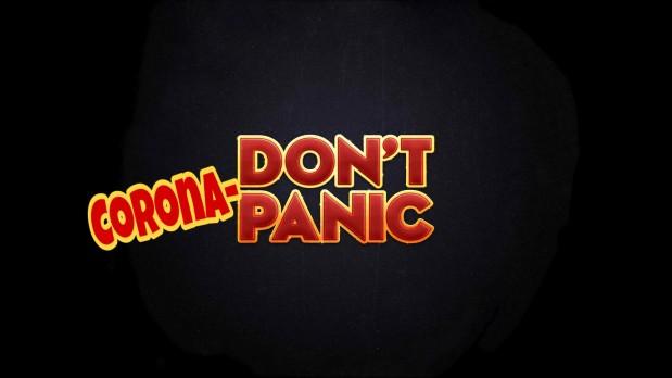 Corona-Verdacht? Don't Panic!