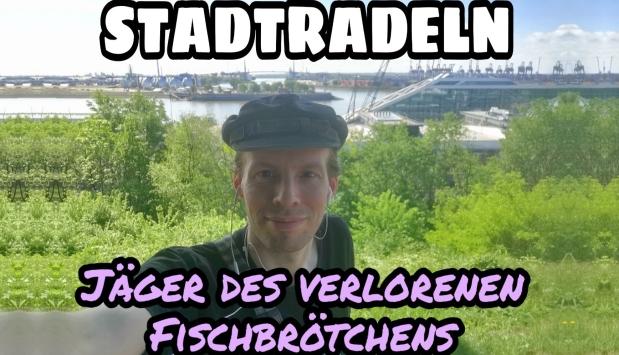 STADTRADELN: Jäger des verlorenenFischbrötchens